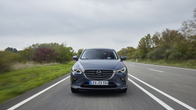 Mazda CX-3 2021: ecco come cambia il B-SUV giapponese
