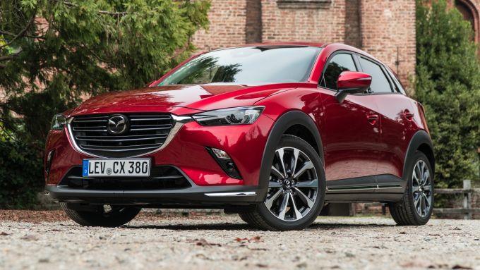Mazda CX-3 2021: la nostra prova su strada