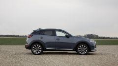 Mazda CX-3 2021: laterale