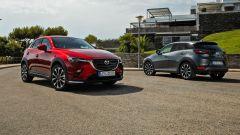 Mazda CX-3: debutta il nuovo Skyactiv-G da 121 CV