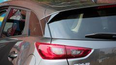 Mazda CX-3: dettaglio posteriore