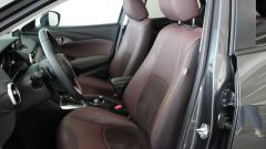 Mazda CX-3: i sedili