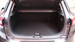 Mazda CX-3: il bagagliaio