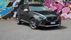 Mazda CX-3: la prova su strada