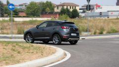 Mazda CX-3: la prova su strada - Immagine: 6