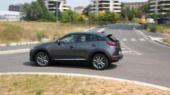 Mazda CX-3: la prova su strada - Immagine: 21