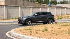 Mazda CX-3: la prova su strada - Immagine: 22