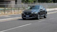 Mazda CX-3: la prova