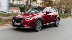 Mazda CX-3 Model Year 2021: 3/4 anteriore