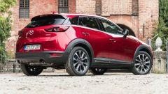 Mazda CX-3 Model Year 2021: 3/4 posteriore