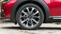 Mazda CX-3 Model Year 2021: dettaglio dei cerchi