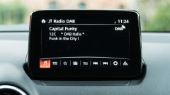 Mazda CX-3 Model Year 2021: display centrale