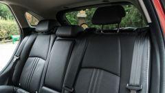 Mazda CX-3 Model Year 2021: divanetto posteriore