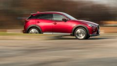 Mazda CX-3 Model Year 2021: fra i campi del milanese