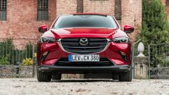 Mazda CX-3 Model Year 2021: frontale