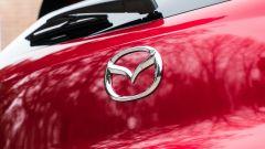Mazda CX-3 Model Year 2021: il logo Mazda
