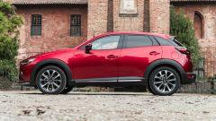 Mazda CX-3 Model Year 2021: laterale