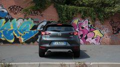 Mazda CX-3: vista posteriore