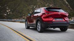 Mazda CX-30 2021: il 3/4 posteriore