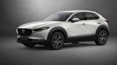 Mazda CX-30 2021 Skyactiv-X in allestimento 100th Anniversary