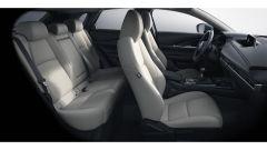 Mazda CX-30 2021: uno scorcio dell'abitacolo