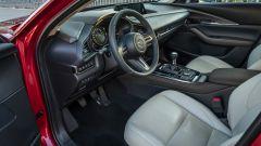 Mazda CX-30 abitacolo