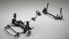 Mazda CX-30 chassis