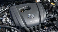 Mazda CX-30: dettaglio del motore Skyactive G