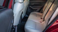 Mazda CX-30 divano posteriore