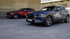 Mazda CX-30 e MX-30 vincono i Red Dot Design Awards