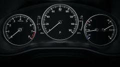 Mazda CX-30: il cruscotto digitale