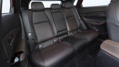 Mazda CX-30: il divanetto posteriore