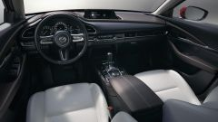 Mazda CX-30, l'abitacolo