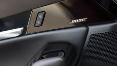 Mazda CX-30: l'impianto stereo firmato Bose