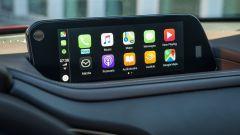 Mazda CX-30 schermo infotainment