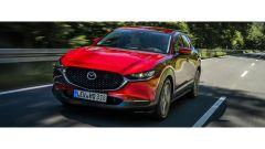 Mazda CX-30 Skyactiv-X 2019: buone prestazioni dinamiche