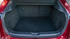 Mazda CX-30 Skyactiv-X 2019: il vano bagagli vuoto