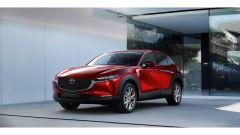Mazda CX-30 Skyactiv-X 2019: SUV compatto e motore innovativo