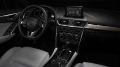 Mazda CX-4: lo schermo dell'impianto infotainment è da 7 pollici