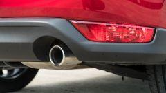 Mazda CX-5 .2 Skyactiv-D Exclusive AWD: dettaglio dello scarico