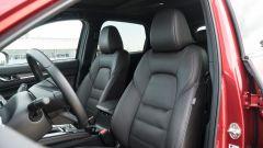 Mazda CX-5 .2 Skyactiv-D Exclusive AWD: gli interni