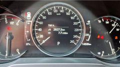 Mazda CX-5 .2 Skyactiv-D Exclusive AWD: i dati di viaggio al termine della prova