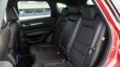 Mazda CX-5 .2 Skyactiv-D Exclusive AWD: i sedili posteriori