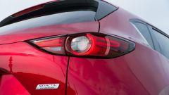 Mazda CX-5 .2 Skyactiv-D Exclusive AWD: il fanale posteriore