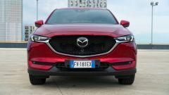 Mazda CX-5 .2 Skyactiv-D Exclusive AWD: il frontale