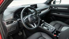 Mazda CX-5 .2 Skyactiv-D Exclusive AWD: il posto di guida
