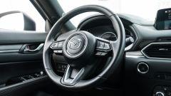 Mazda CX-5 .2 Skyactiv-D Exclusive AWD: il volante