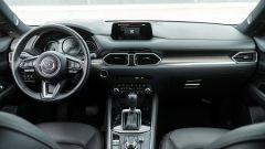 Mazda CX-5 .2 Skyactiv-D Exclusive AWD: la plancia