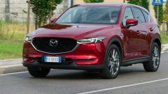 Mazda CX-5 .2 Skyactiv-D Exclusive AWD: la prova su strada