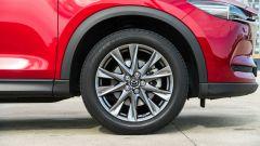 Mazda CX-5 .2 Skyactiv-D Exclusive AWD: la ruota anteriore